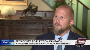 President's re-election campaign manager targets Mayor Ron Nirenberg -  YouTube