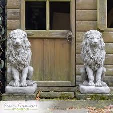 garden ornaments stone sculptures
