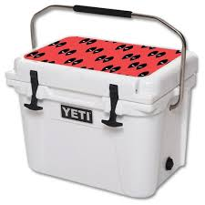 Mightyskins Protective Vinyl Skin Decal For Yeti Roadie 20 Qt Cooler Lid Wrap Cover Sticker Skins Dead Eyes Pool Walmart Com Walmart Com