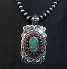 native american turquoise spiny oyster