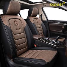 kadulee leather car seat covers for
