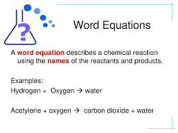 ppt chemical reactions powerpoint