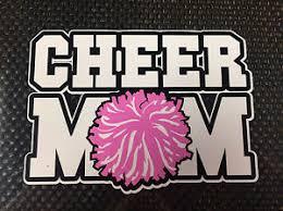 Cheer Mom Window Vinyl Decal Sticker Truck Decal Car Sticker Bumper Sticker Ebay