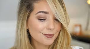zoella makeup tutorial summer