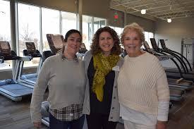JCC Chicago - Lori Lustbader Ashworth with Addie Becker... | Facebook