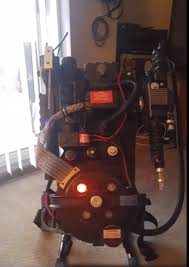 homemade diy proton pack makers that s
