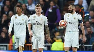 الصور المضحكة على ريال مدريد 2019