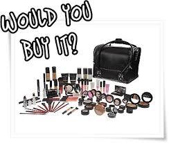 smashbox pro make up artist starter kit