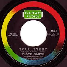 Floyd Smith - Getting Nowhere Fast / Soul Strut (1968, Vinyl ...