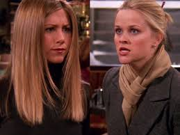 Jennifer Aniston and Reese Witherspoon recreated the Green sisters ...