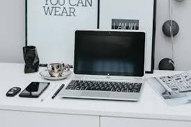 hd wallpaper laptop puter on white