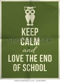 vector de stock libre de regalias sobre keep calm love end
