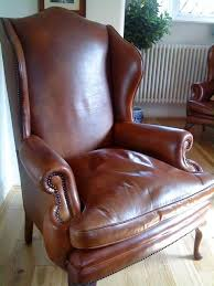 leather chairs of bath chelsea design