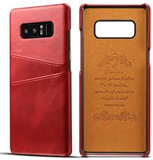 superstart galaxy note 8 cow leather