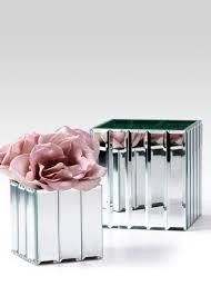 vases in longer rectangular shape