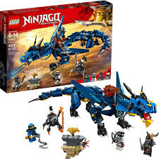LEGO Ninjago Masters of Spinjitzu Stormbringer Dragon Set Only $24.99  (Regularly $40) - Hip2Save