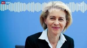 Chi è Ursula von der Leyen - RSI Radiotelevisione svizzera
