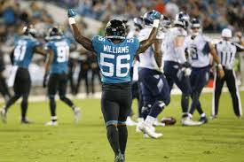 Jaguars put rookie LB Quincy Williams on IR, sign LB Preston Brown - Big  Cat Country