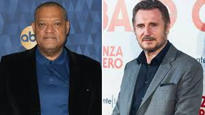 Laurence Fishburne The Ice Road Liam Neeson; Shivhans Code ...