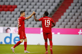 Bundesliga: Bayern Munich 5-0 Fortuna Dusseldorf: Match Highlights