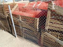 2 Pallets Of Orange Construction Plastic Fencing For Sale In Perris California Equipmentfacts Com