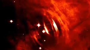 Resultado de imagen de El púlsar oculto en la Nabuloisa del Cangrejo
