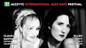 Jazz Home Delivery welcomes Caity Gyorgy and Heather Bambrick ...