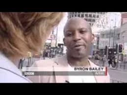 Byron Bailey the artist and saxoponist BBC interview by Natasha Kaplinsky.  - YouTube