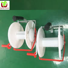 Strip Grazing Wind Up Reel Electric Fence Tape Poly Wire Strip Cell Temporary Buy Wind Up Reel Electric Fence Ploy Wire Product On Alibaba Com
