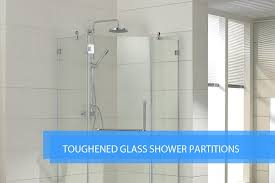 toilet cubicles toughened glass