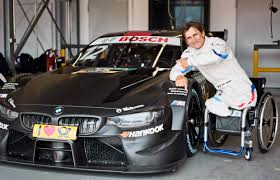 The secret behind double amputee Alex Zanardi's BMW M4 race car ...