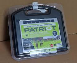 Patriot Solarguard 155 Electric Fence Charger