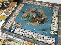 Board Game Review: Weave a Civilization ...