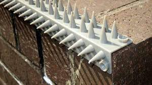 Anti Climb Prickle Spikes Wall And Fence Spikes Roller Barrier