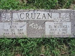 Ada Long Cruzan (1887-1968) - Find A Grave Memorial