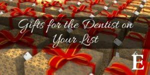 gift ideas for the dentist on your list