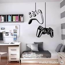 Game Controls Playstation Xbox Decal Wall Art Studios