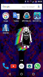 best live wallpaper ever undertale amino