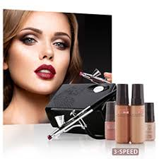 luminess 3 sd pro airbrush makeup system