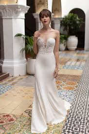 simply stated wedding gowns