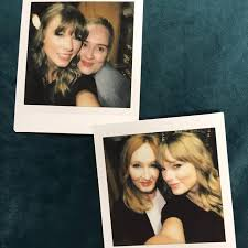 Adele and J.K. Rowling at Taylor Swift's Reputation Concert ...