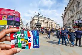 oyster card london transport p