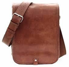 vintage leather bag shoulder bag uni