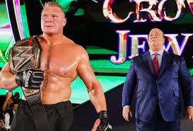 WWE Royal Rumble 2020: Brock Lesnar Losing And 5 Smart Booking ...