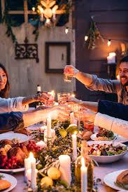 Como Decorar La Mesa Para Una Cena Entre Amigos