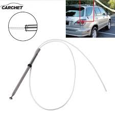 Carchet Telescopic Car Auto Radio Antenna Pole Rod Aerial Mast Replacement For Toyota Lexus Rx300 Rx Supplies Accessories Aerials Aliexpress