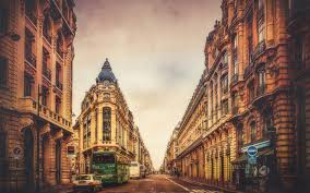 Download Wallpapers Paris Streets Sights Of Paris Old Houses