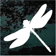 Dragonfly Car Decals Stickers Decal Junky