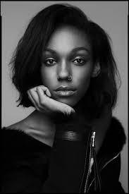 Zola Ivy Murphy is IMG Model ready!   Lipstick Alley