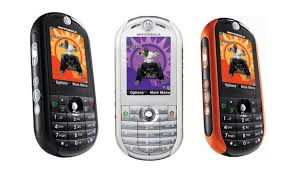 Motorola E365 - Silver (Orange) Mobile ...